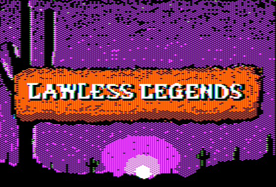Lawless Legends