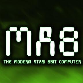 The Modern Atari 8bit computer